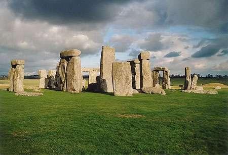 Stonehenge, Royaume-Uni. © Frédéric Vincent, Wikipedia, Creative Commons, Attribution ShareAlike 2.0