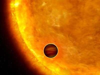 L'atmosphère de l'exoplanète HD 80606 b