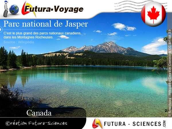 Parc National de Jasper - Canada