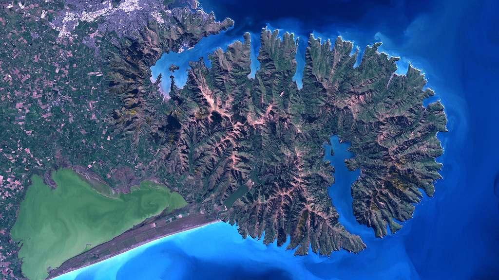 La ville de Christchurch, en Nouvelle-Zélande