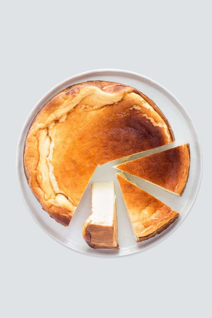 Gâteau au fromage blanc © Èmilie Laraison