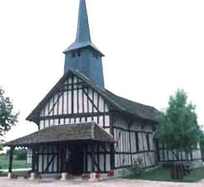Eglise Ste Marie - Montier en Der