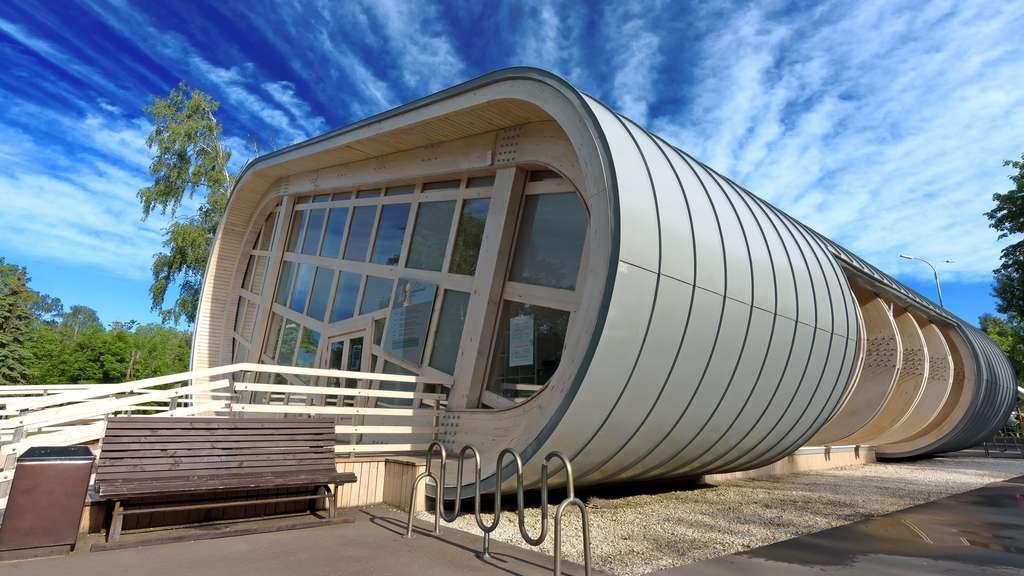 Photo  La maison du futur sera en bois