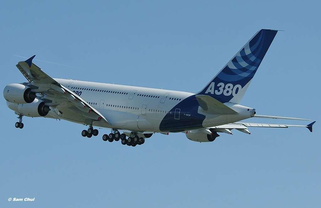 L'A380 vole enfin