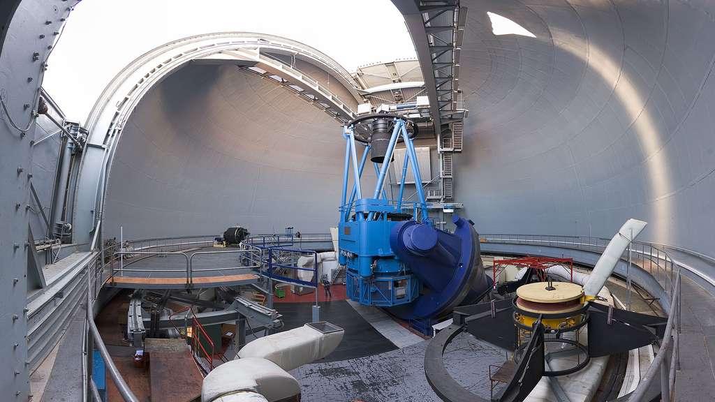 Le télescope de 3,6 mètres de l'ESO