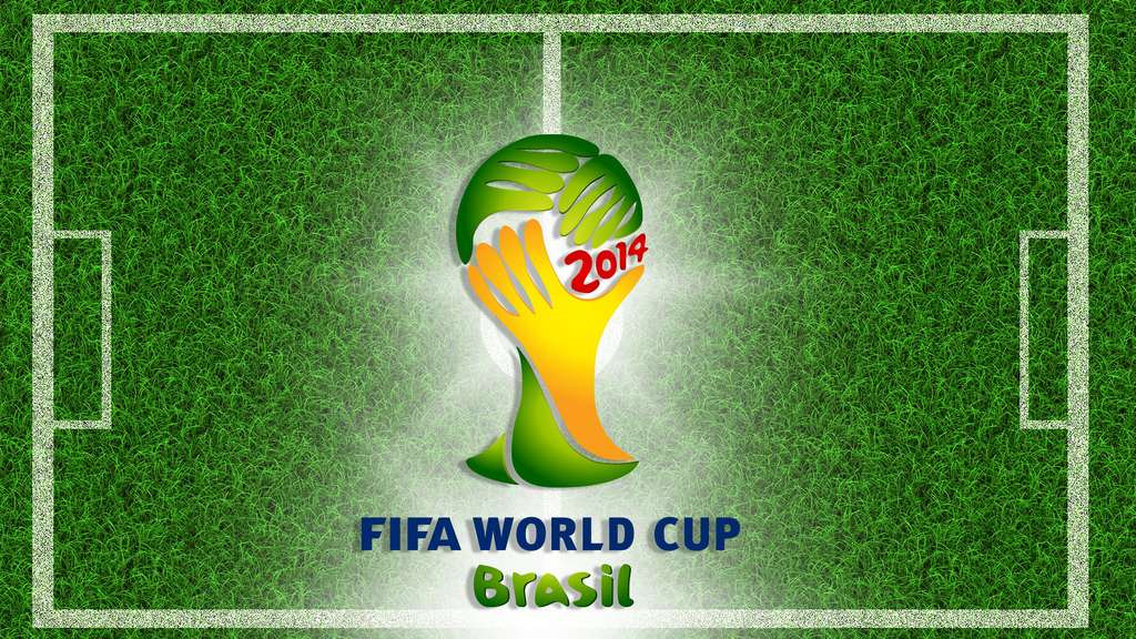 Logo de la Coupe du monde 2014