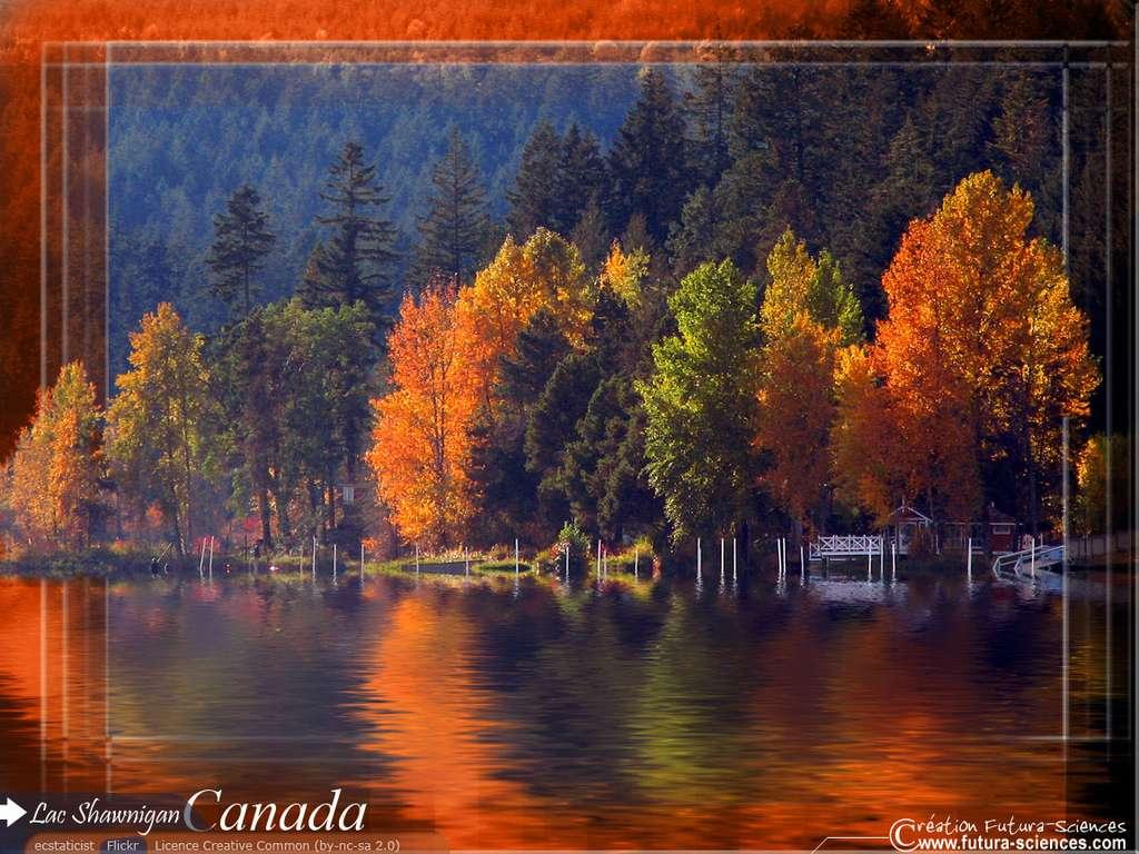Lac Shawnigan Canada