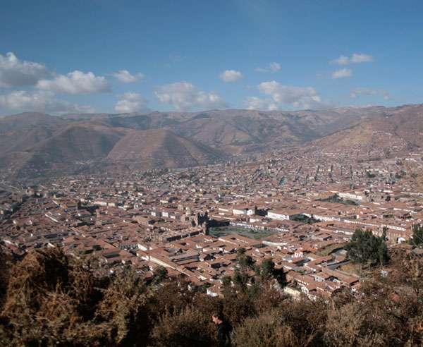 La région péruvienne la plus touchée par le cancer du foie se trouve non loin de Cuzco, la célèbre cité andine. Le mystère reste entier quant aux causes de cette particularité. © M. Haddad, IRD
