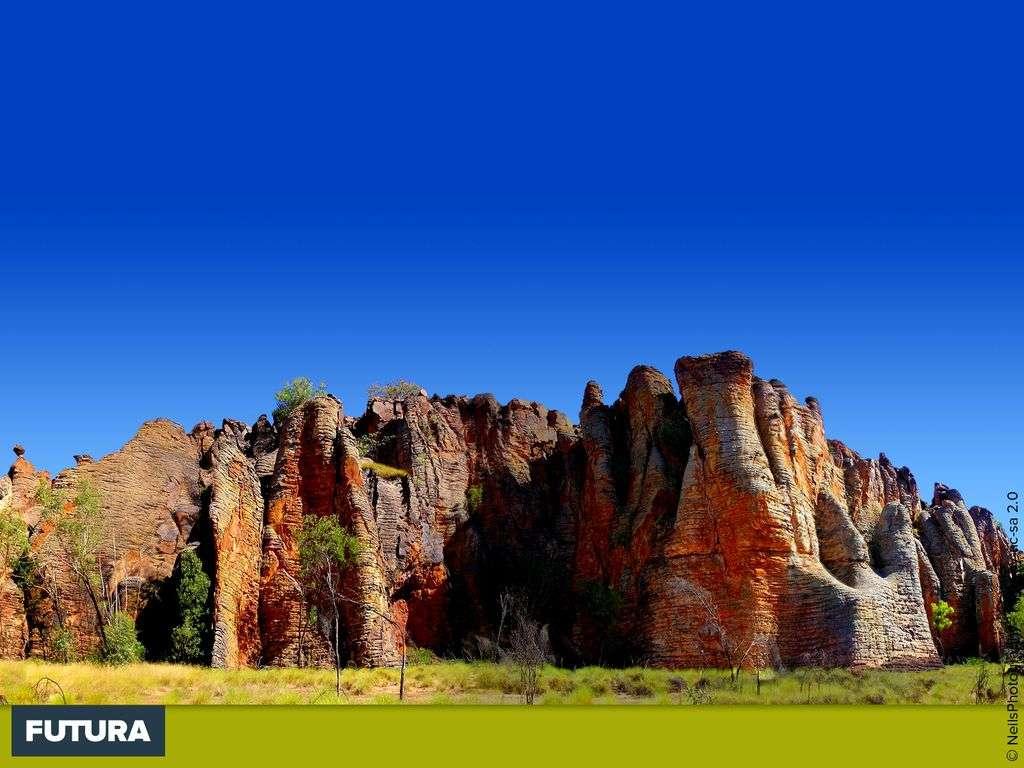 Les cités perdues du Limmen National Park