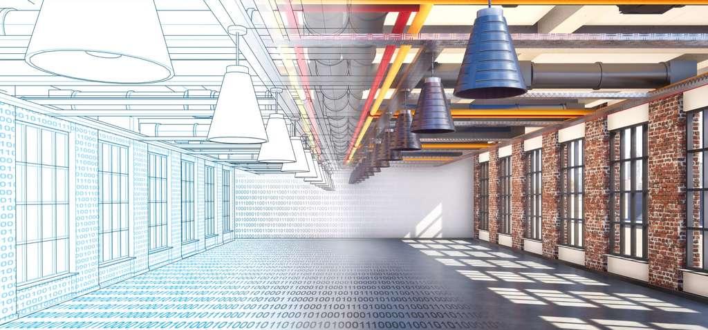 La 3DEXPERIENCE facilite le décloisonnement des métiers : développeurs, architectes, sous-traitants, fournisseurs, clients et exploitants. L'activité de tous les corps de métiers est vue en temps réel. © festfotodesign, Adobe Stock