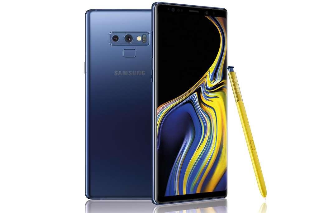 Samsung résiste (pour l'instant) à l'encoche. © Samsung