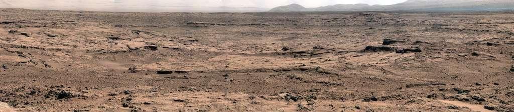 La planète Mars est toujours à l'ordre du jour des futures missions de la Nasa, avec notamment la préparation d'un retour d'échantillons. © Nasa, JPL-Caltech, Malin Space Science Systems
