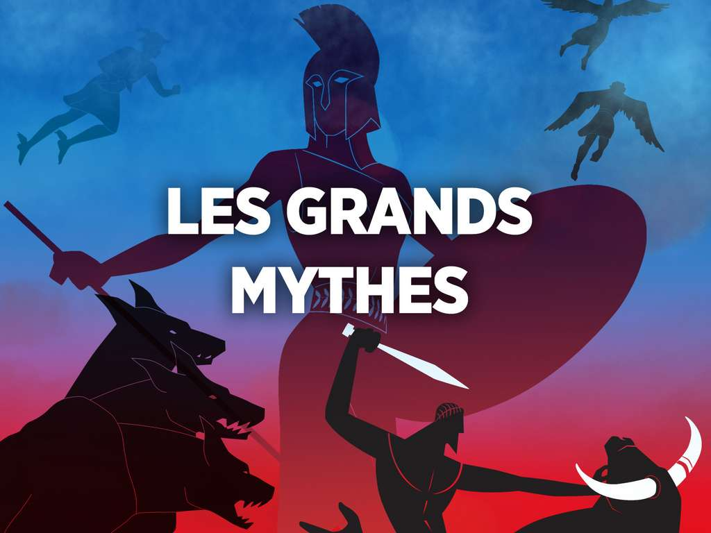 Les grands mythes. © Amazon