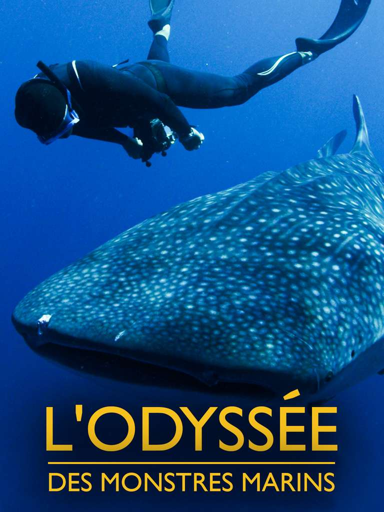 Odyssée des monstres marins © Amazon