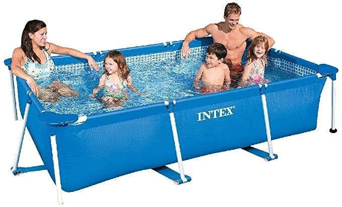 INTEX Metal Frame Junior