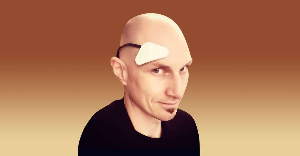 Le casque Thync serait capable de modifier l'humeur de son porteur. © Aaron Muszalski (tous droits réservés)