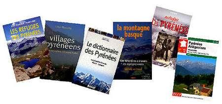 Livres Pyrénées