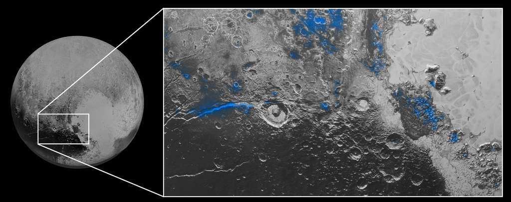 L'eau de Pluton