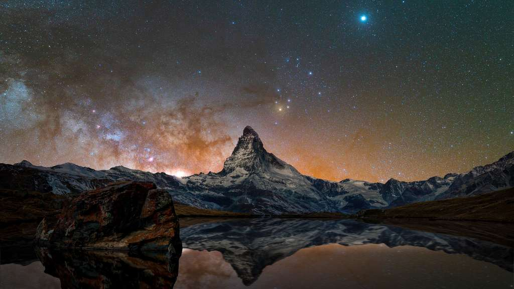 Suisse : le Cervin sommet mythique des alpinistes