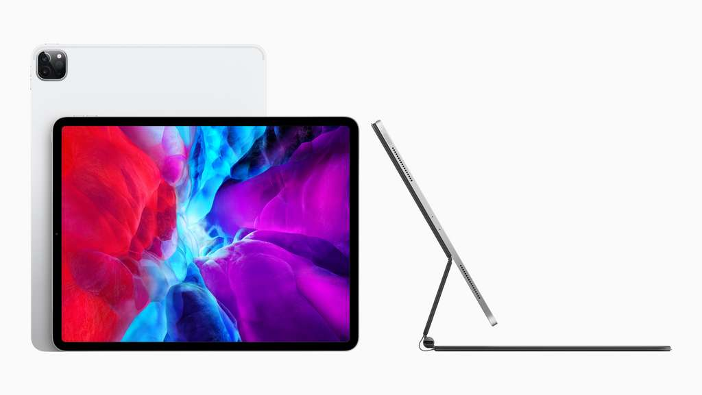 L'iPad Pro est aussi concerné par ces trois failles de sécurité. © Apple