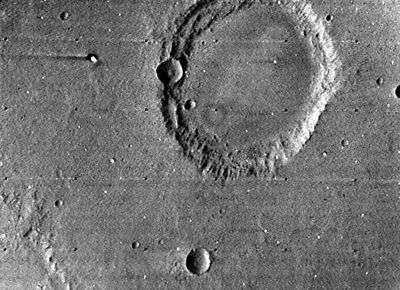 Mars, toute différente, vue par Mariner 6