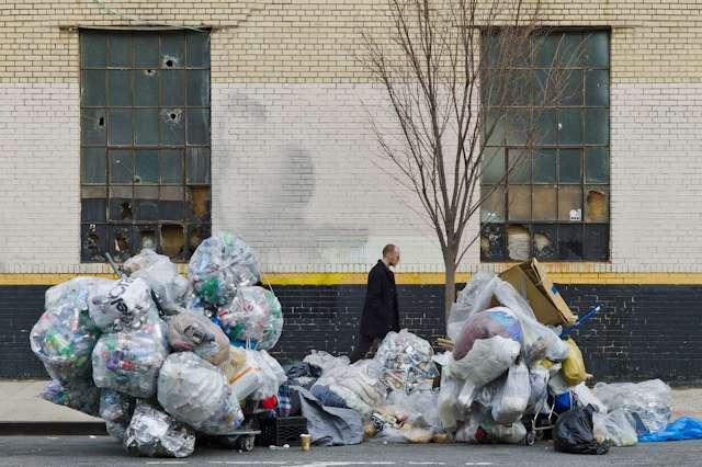 Les fourmis des villes se nourrissent dans les poubelles. © Atomische, Tom Giebel, Flickr, cc by nc nd 2.0