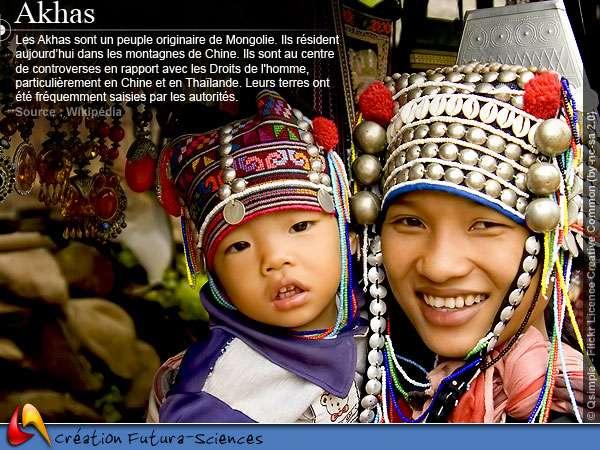 Découvrir les Akhas de Mongolie