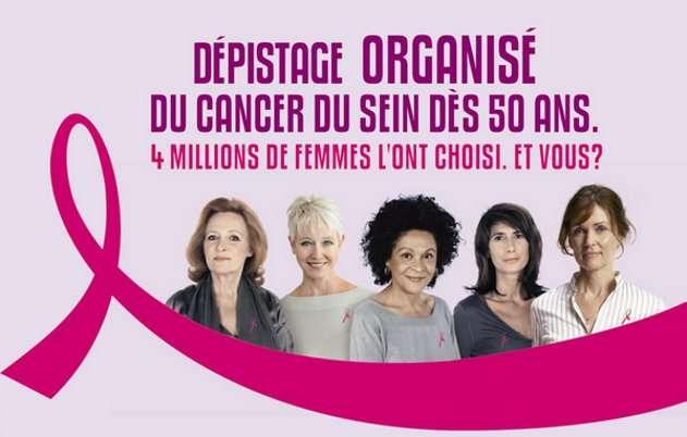 Les campagnes de sensibilisation pour la prévention des cancers sont de plus en plus présentes. © DR