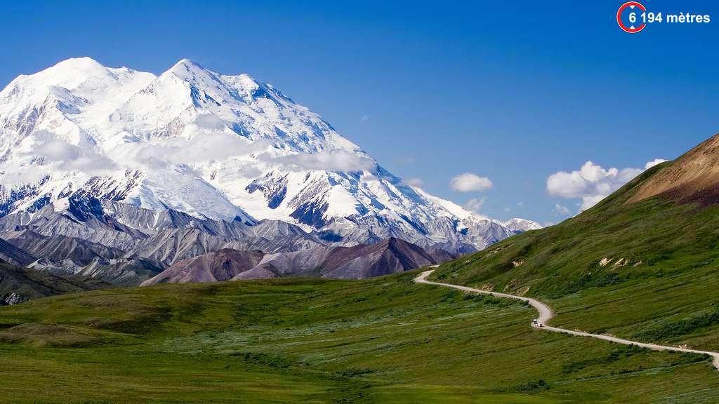 Le Denali, un des sommets les plus difficiles à gravir