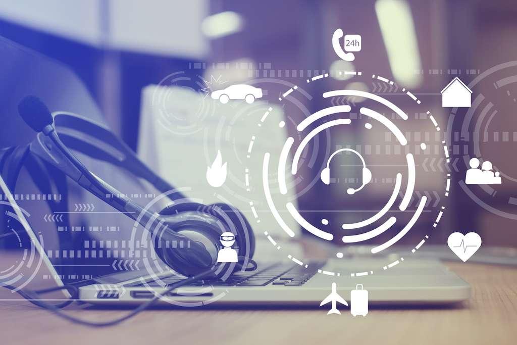Une heure de réunion en ligne par jour sur 250 jours par an représente 9 km de voitures. © chinnarach, Adobe Stock