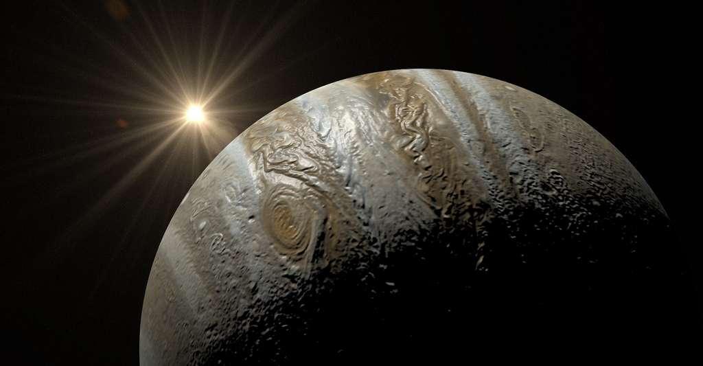 La magnitude apparente de Mars et de Jupiter à son maximum est de -2,9. © TBIT, Pixabay License