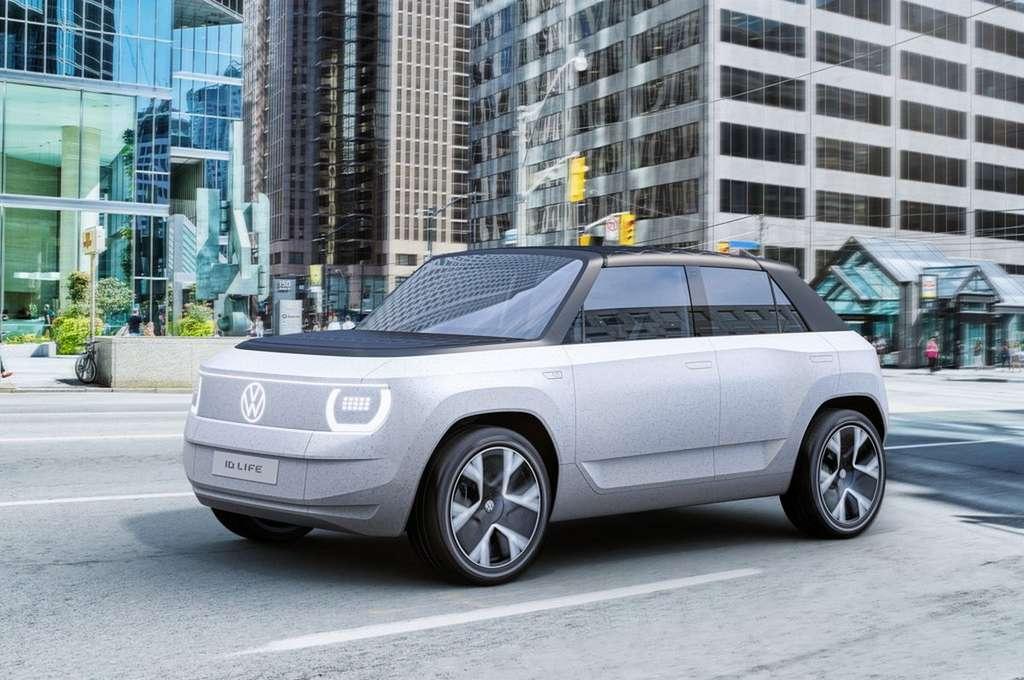 La Volkswagen ID.Life. © Volkswagen