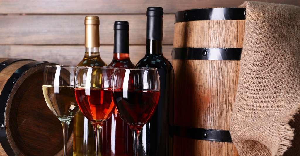 À en croire des chercheurs français, le goût du vin est aussi fonction de facteurs extérieurs (émotions, contexte, etc.). © Africa Studio, Shutterstock