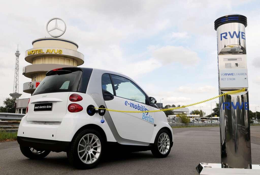 Les voitures électriques reviennent