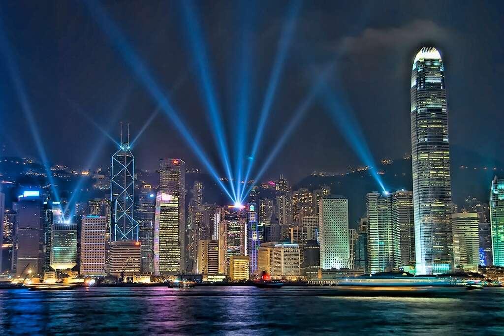 Hong-Kong, région chinoise très moderne, avait été le foyer de l'épidémie de grippe aviaire en 2003. © Francisco Diez, Fotopédia, cc by 2.0