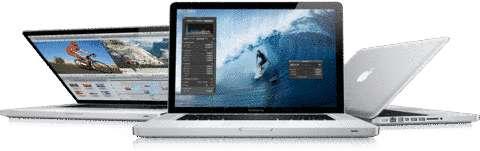 Les nouveaux MacBook Pro. © Apple