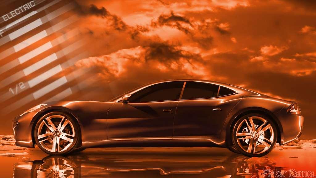 La Fisker Karma, une voiture électrique à prolongateur d'autonomie