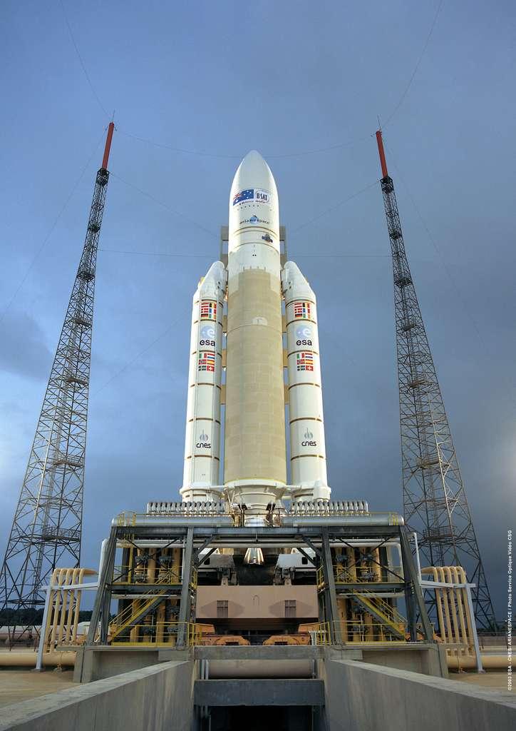 Ariane 5 Vol 161 pas de tir