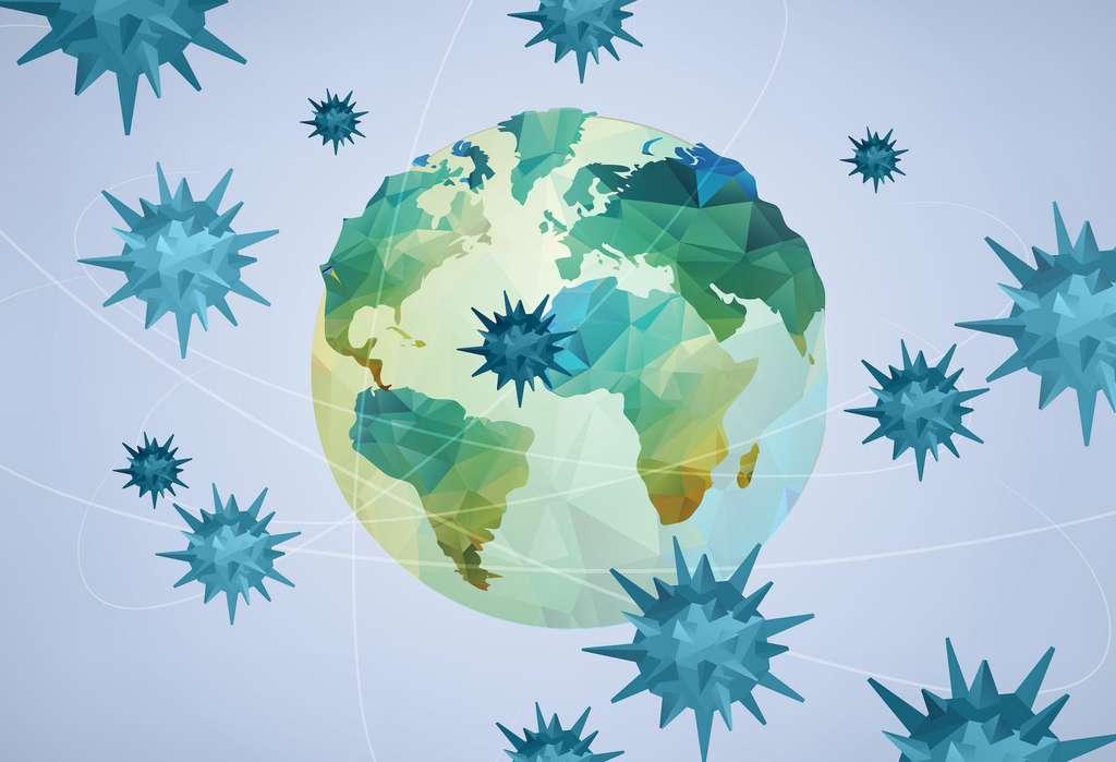 Comme le rhume ou la grippe, la Covid-19 pourrait devenir une maladie endémique. © merfin, Adobe Stock