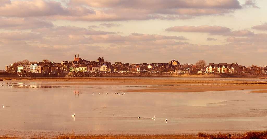 Baie de Somme / Le Crotoy. © Raimond Spekking, Wikimedia, CC by-sa 4.0