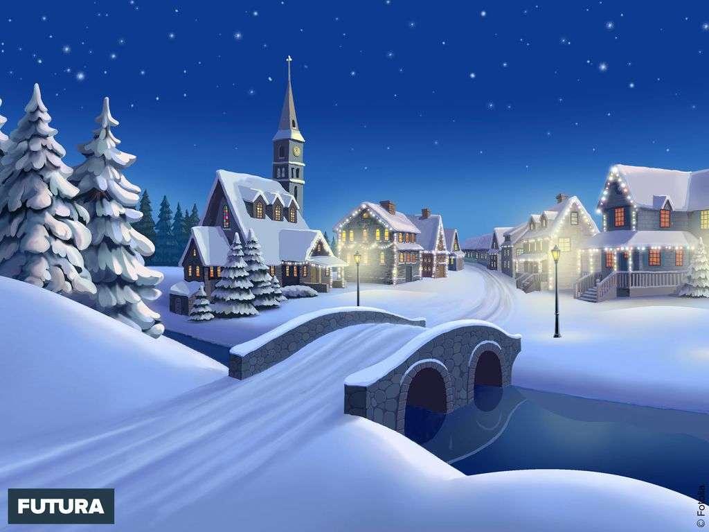 Un Noël sans neige, ce n'est pas un vrai Noël