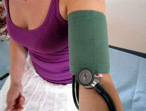 L'hypertension artérielle est très fréquente dans nos sociétés et souvent due à nos modes de vie, en premier lieu à l'alimentation. © DR