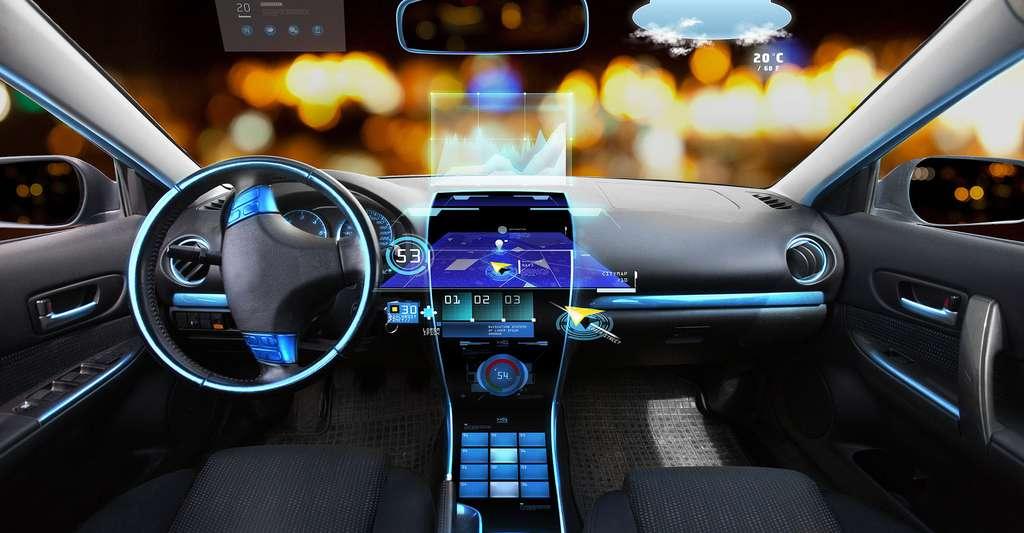 Concept du futur : Syda Productions, Shutterstock