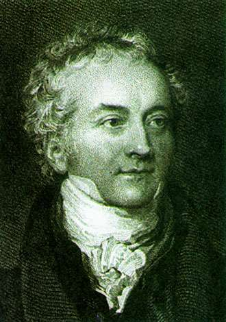 Portrait de Thomas Young