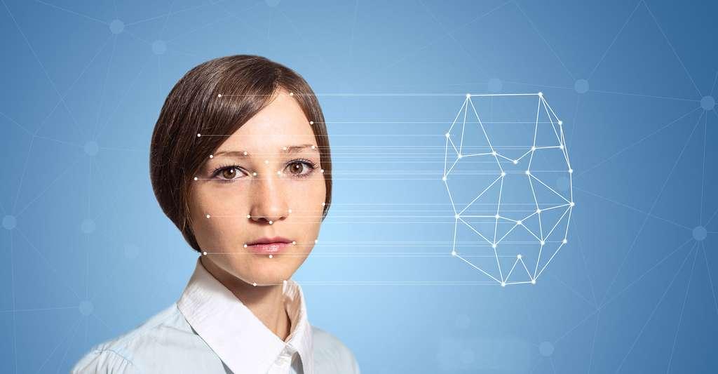 Reconnaissance faciale : le visage peut-il être utilisé en biométrie ? © Artem Oleshko, Shutterstock