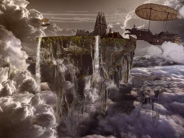 Par le jeu des fonctions cérébrales éteintes ou actives durant le sommeil, nous pouvons rêver de choses impossibles ou incohérentes, au gré de notre imagination. © Max Pixel, Free Great Picture