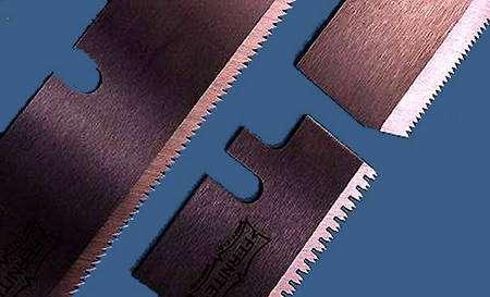 Lames Fernite UK, lames de scie, il n'y a pas que des lames de couteau !