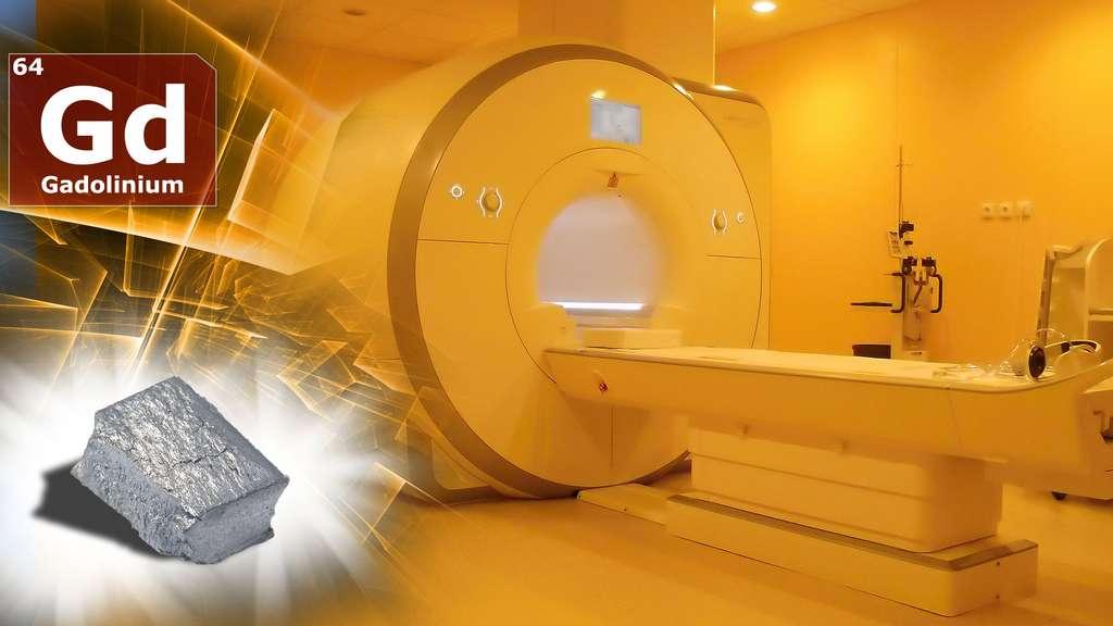 Le gadolinium et son utilisation dans l'IRM