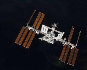 Pour la première fois, les astronautes pourront suivre de visu les opérations réalisées à extérieure de la Station, notamment l'arrimage de Leonardo, à travers la Coupole, installée sur l'ISS en février. © Nasa