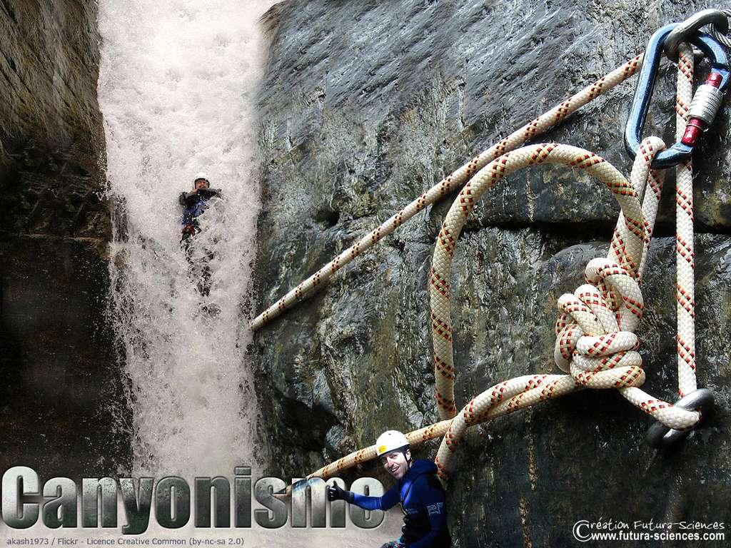 Canyonisme - Canyoning